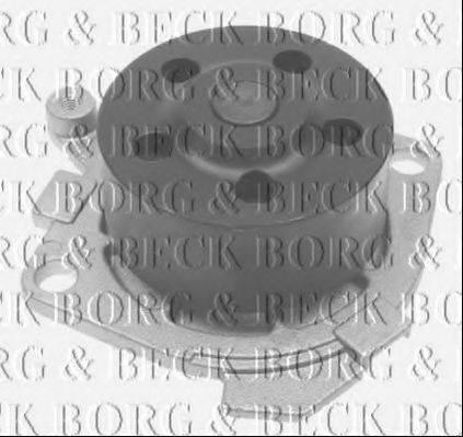 BORG & BECK BWP1729 Водяной насос