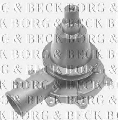 BORG & BECK BWP1965 Водяной насос