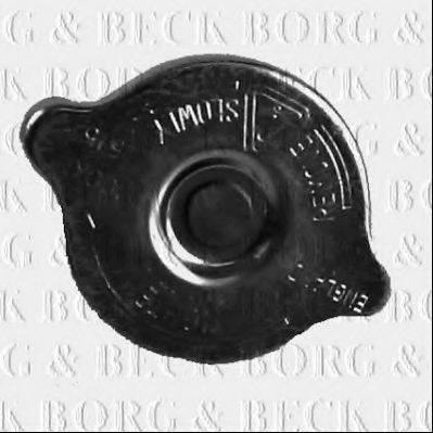 BORG & BECK BRC62 Крышка, радиатор