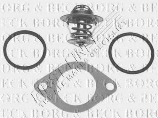 BORG & BECK BBT018 Термостат, охлаждающая жидкость