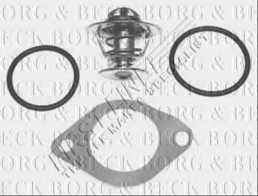 BORG & BECK BBT027 Термостат, охлаждающая жидкость
