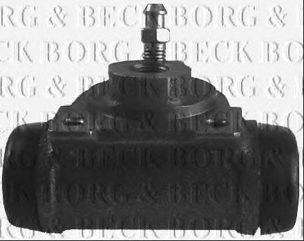 BORG & BECK BBW1623 Колесный тормозной цилиндр