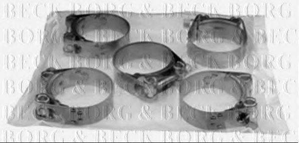 BORG & BECK BHC1105 Хомут, воздушный шланг компрессора