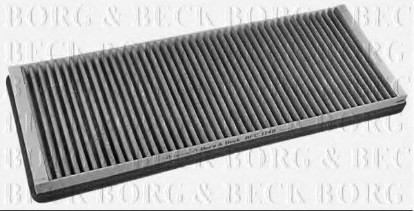 BORG & BECK BFC1148 Фильтр, воздух во внутренном пространстве