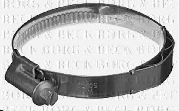 BORG & BECK BHC1003S Хомут, воздушный шланг компрессора