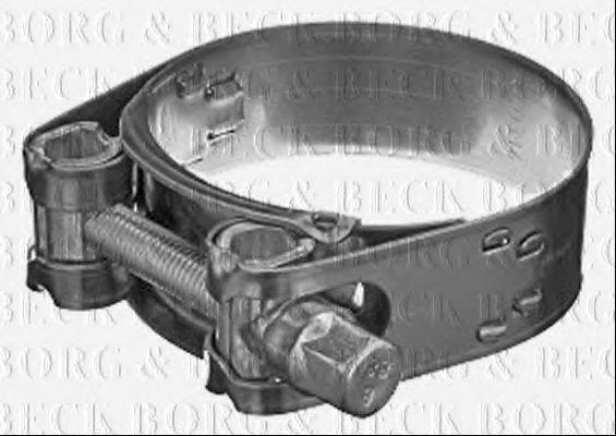 BORG & BECK BHC1105S Хомут, воздушный шланг компрессора