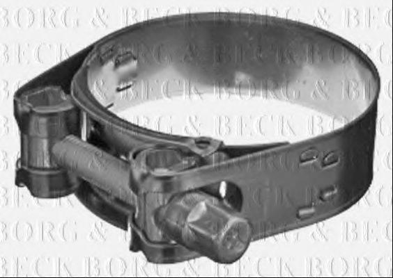 BORG & BECK BHC1106S Хомут, воздушный шланг компрессора