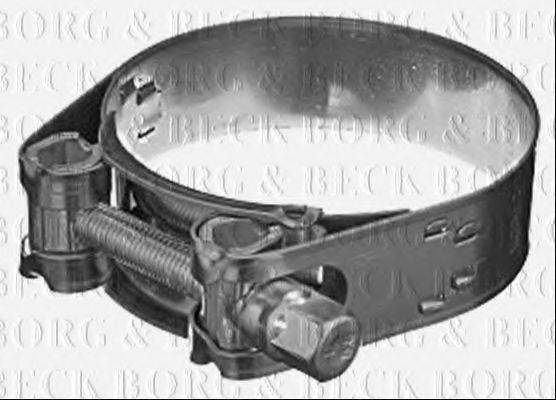 BORG & BECK BHC1107S Хомут, воздушный шланг компрессора