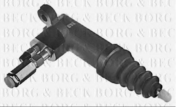 BORG & BECK BES224 Рабочий цилиндр, система сцепления