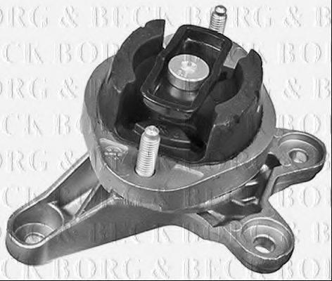 BORG & BECK BEM4190 Подвеска, двигатель