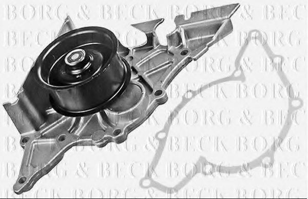 BORG & BECK BWP1963 Водяной насос