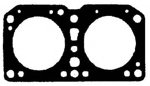 BGA CH9304 Прокладка, головка цилиндра