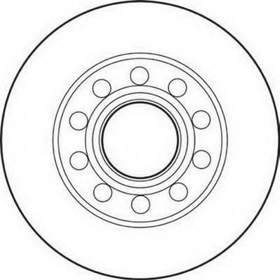 JURID 562192J Тормозной диск
