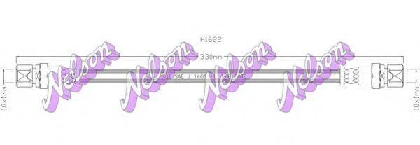 BROVEX-NELSON H1622 Тормозной шланг