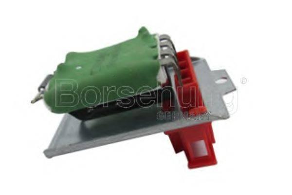 BORSEHUNG B11461 Сопротивление, вентилятор салона
