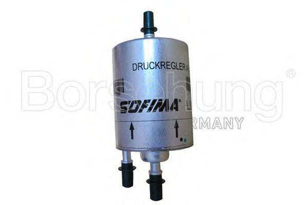BORSEHUNG B12826 Топливный фильтр
