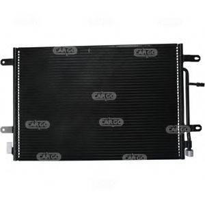 HC-CARGO 260068 Конденсатор, кондиционер