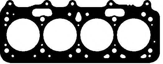 WILMINK GROUP WG1085637 Прокладка, головка цилиндра