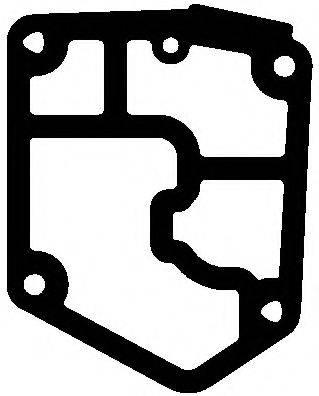 WILMINK GROUP WG1193441 Прокладка, корпус маслянного фильтра