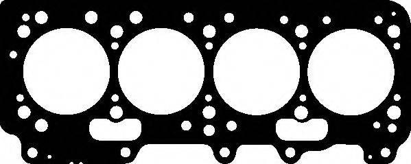 WILMINK GROUP WG1194490 Прокладка, головка цилиндра