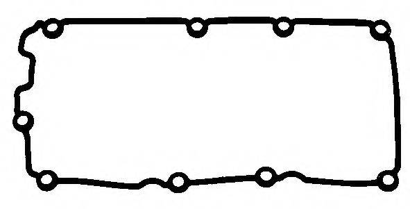 WILMINK GROUP WG1193626 Прокладка, крышка головки цилиндра