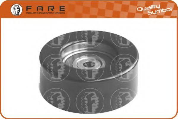 FARE SA 4326 Натяжной ролик, поликлиновой  ремень