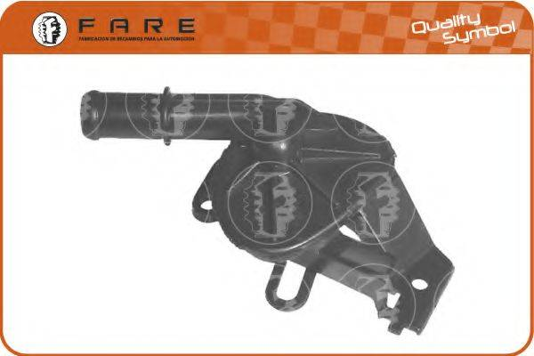FARE SA GC020 Трубка охлаждающей жидкости