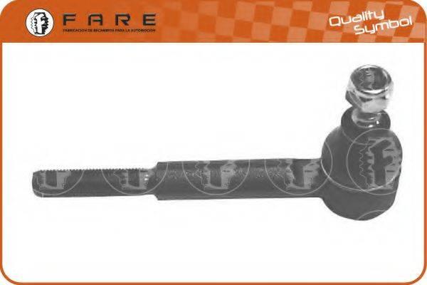 FARE SA RD039 Наконечник поперечной рулевой тяги