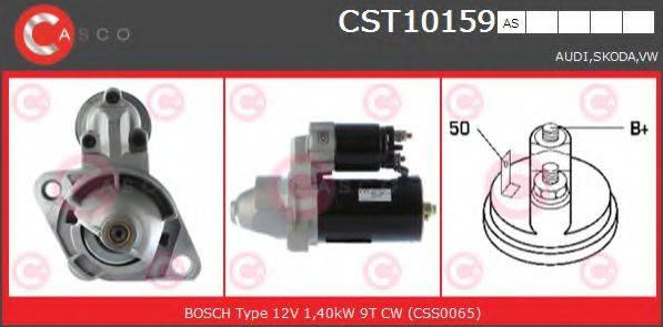 CASCO CST10159AS Стартер