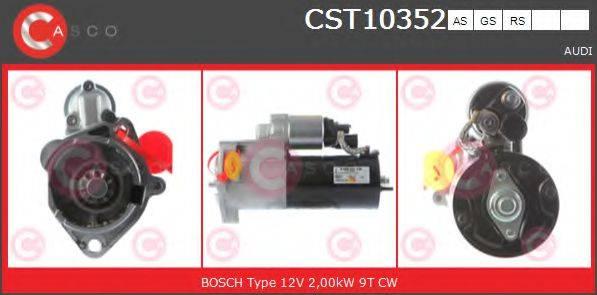 CASCO CST10352AS Стартер