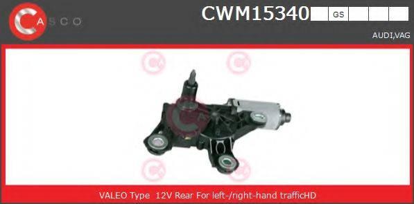 CASCO CWM15340GS Двигатель стеклоочистителя