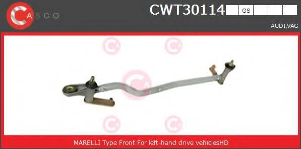 CASCO CWT30114GS Система тяг и рычагов привода стеклоочистителя