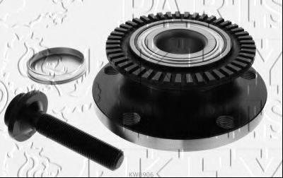 KEY PARTS KWB906 Комплект подшипника ступицы колеса