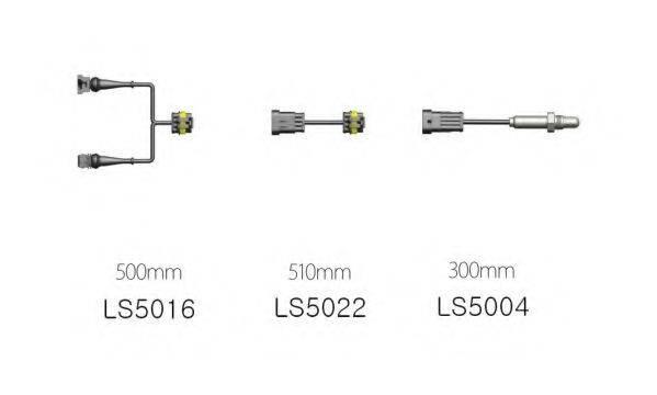 EEC LSK022 Комплект для лямбда-зонда
