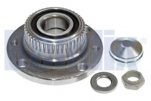 BENDIX 050027B Комплект подшипника ступицы колеса
