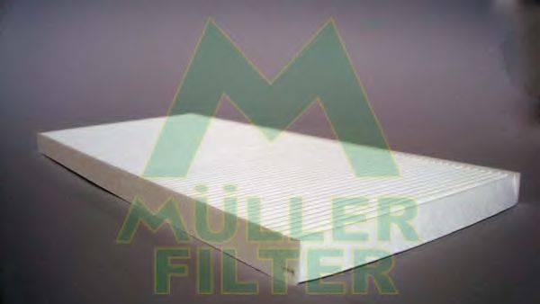 MULLER FILTER FC101 Фильтр, воздух во внутренном пространстве