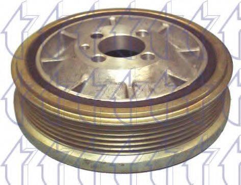 TRICLO 424042 Ременный шкив, коленчатый вал