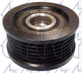 TRICLO 424232 Ременный шкив, генератор