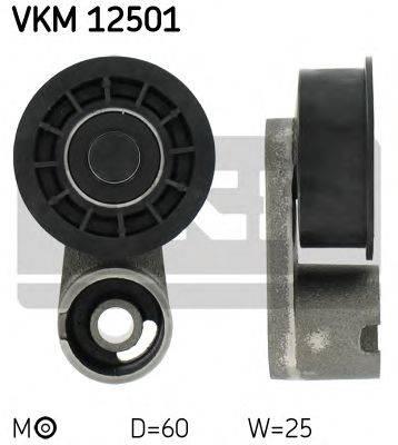SKF VKM12501 Натяжной ролик, ремень ГРМ