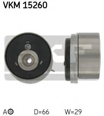 SKF VKM15260 Натяжной ролик, ремень ГРМ