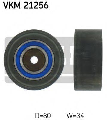 SKF VKM21256 Паразитный / Ведущий ролик, зубчатый ремень