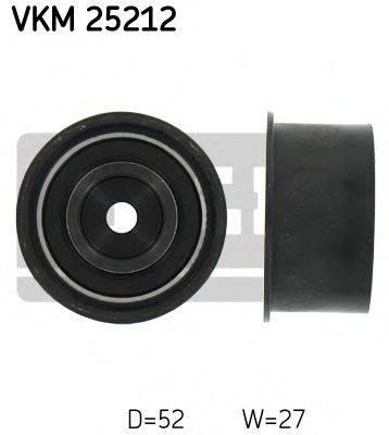 SKF VKM25212 Паразитный / Ведущий ролик, зубчатый ремень