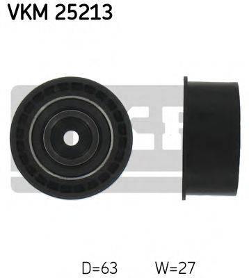 SKF VKM25213 Паразитный / Ведущий ролик, зубчатый ремень