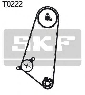 SKF VKMC05400 Водяной насос + комплект зубчатого ремня