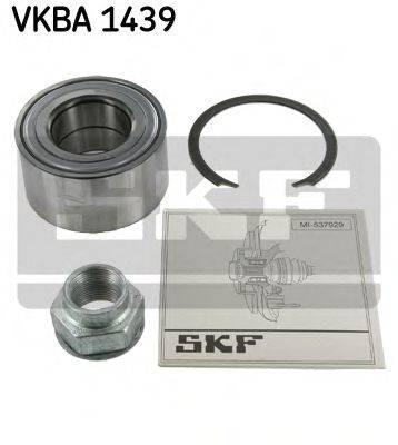 SKF VKBA1439 Комплект подшипника ступицы колеса