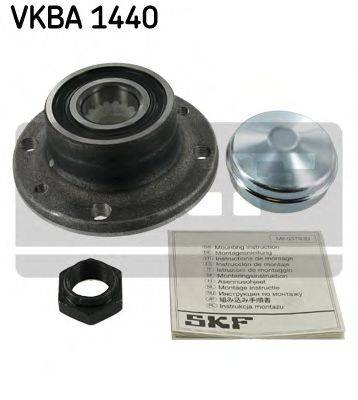 SKF VKBA1440 Комплект подшипника ступицы колеса