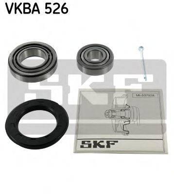 SKF VKBA526 Комплект подшипника ступицы колеса