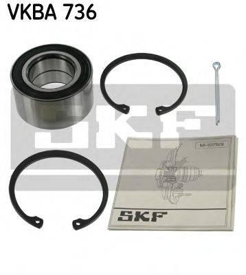 SKF VKBA736 Комплект подшипника ступицы колеса