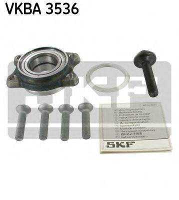 SKF VKBA3536 Комплект подшипника ступицы колеса