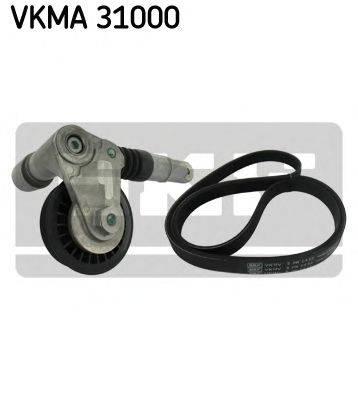 SKF VKMA31000 Поликлиновой ременный комплект